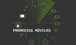 Copy of PROMEDIOS MÓVILES