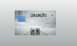 Copy of CONJUNÇÕES