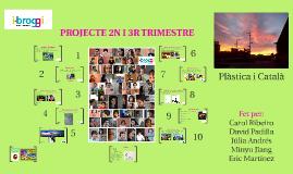Projecte 2n i 3r trimestre