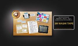 3M Washi Tape
