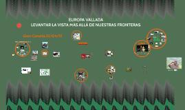 EUROPA VALLADA,LEVANTAR LA VISTA MÁS ALLÁ DE NUESTRAS FRONTERAS. CGPJ MASPALOMAS