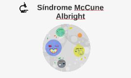 Sindrome McCune Albright