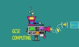 GCSE COMPUTING - PROGRAMMING