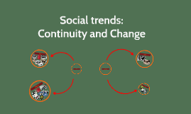 Copy of Social trends: Continuity and change