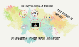 Planning your Epic Project