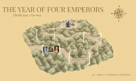 THE YEAR OF FOUR EMPERORS