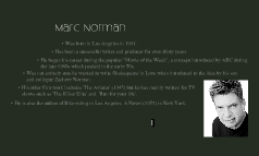 Marc Norman