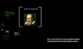 Copy of Galileo: Innocent Man