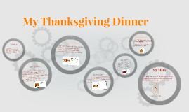 Copy of My Thanksgiving Dinner
