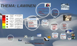 Copy of THEMA: LAWINEN