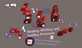 Reading, Writing and Spelling Processes