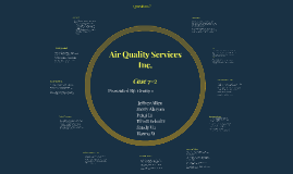 Air Quality Services Inc.