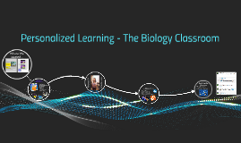 Personalized Learning - The Biology Classroom