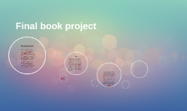 Final book project
