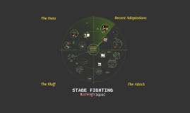 STAGE FIGHTING