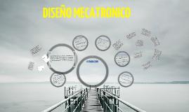 Copy of Diseño mecatronico