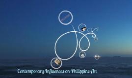 Contemporary Influences on Philippine Art