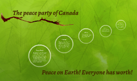 The peace party of Canada