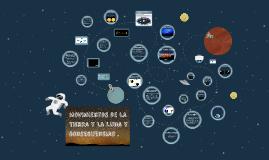 Copy of Movimientos de La Tierra y La Luna y Consecuencias.