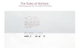 History: Warfare - Nanjing