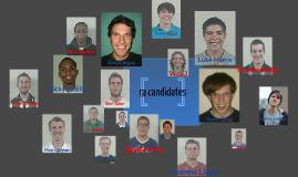 ra applicants 2012