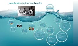 Launderette : Self-service laundry
