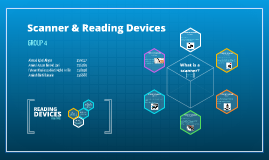 Copy of Scanner & Reading Devices