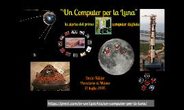 Un Computer per la Luna