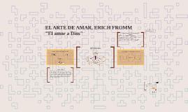 EL ARTE DE AMAR, ERICH FROMM