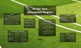 All Star Team Development Program