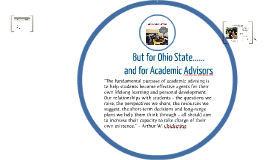 Introduction to Academic Advising