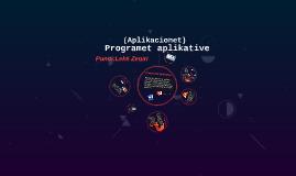 Programet aplikative