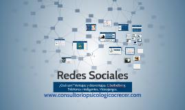 Copy of Copy of Redes Sociales