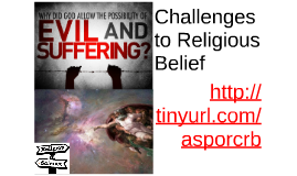 Challenges to Religious Belief