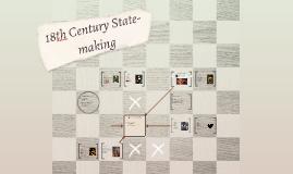 18th Century State Making