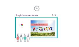 칼라-영어회화 발표