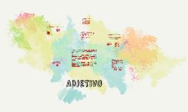 Copy of ADJETIVO