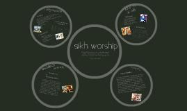 Sikh Worship