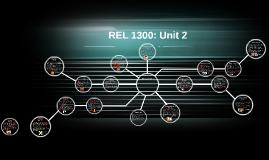 REL 1300 Unit 2