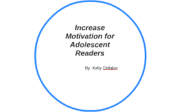 Increase Motivation for Adolescent Readers