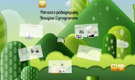 """Parcours pédagogique """"Imagine & programme"""" de FESC"""