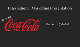 Copy of International Marketing Cas Coca Cola
