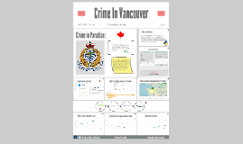 Crime in Vancouver