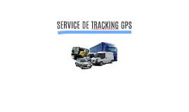 SERVICE DE TRACKING GPS