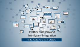 Multiculturalism and Immigrant Integration