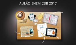 Aulão ENEM CBB 2017
