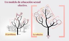 Copy of Un modelo de edcacion