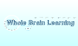 whole brain learning (brain)
