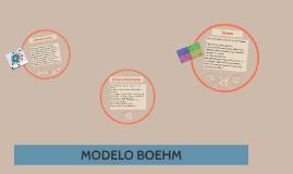 Copy of MODELO BOEHM