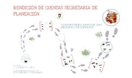 RENDICIÓN DE CUENTAS 2012
